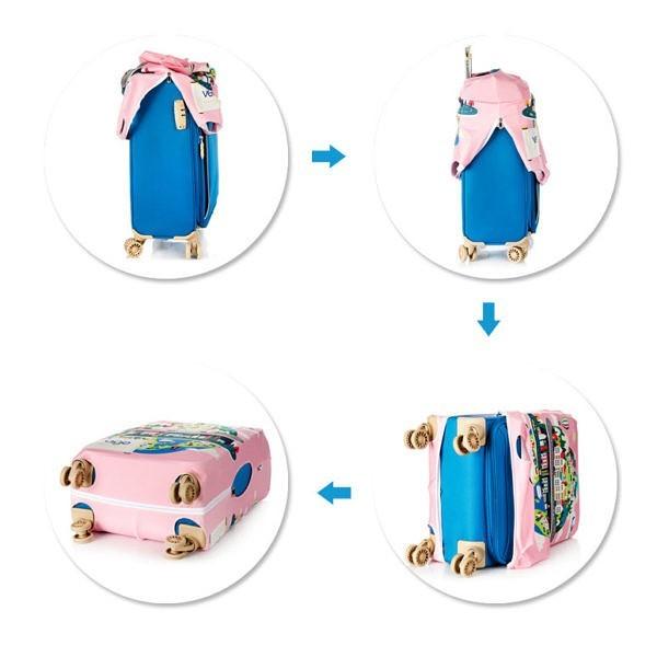 Kofferprotektor Kofferschutzhülle