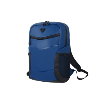 VICTOR LAPTOP BAG 13A - Blau + Schwarz