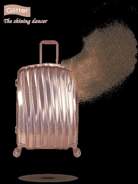 Verage Glitter Koffer 2019